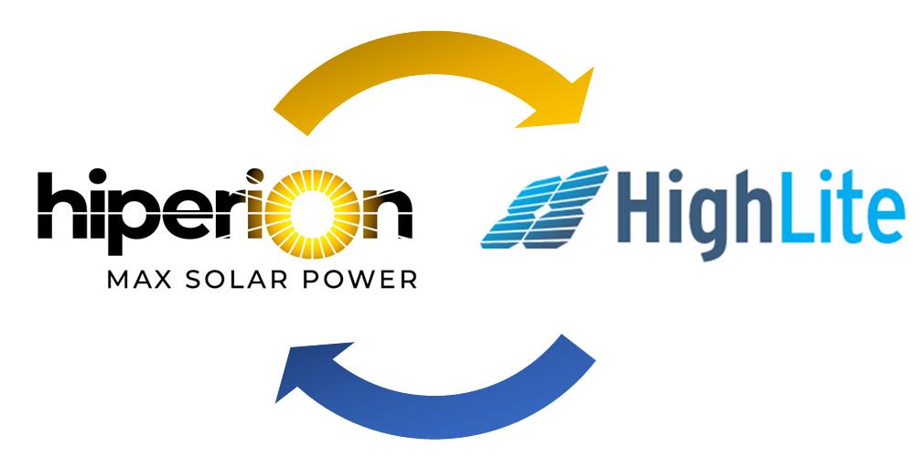 HIPERION-HighLite logos